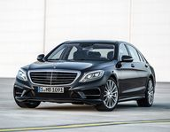 New Mercedes-Benz S-
