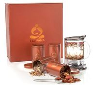 Teavana tea sampler,