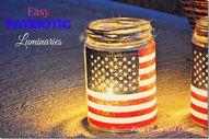 Easy Patriotic Mason