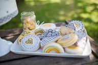 Rustic Yellow Weddin