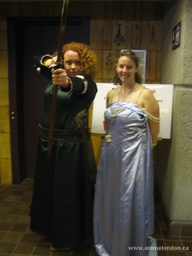 Princess Merida & Qu...
