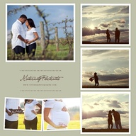 sunset maternity por