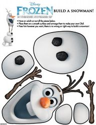 frozen movie olaf bu