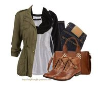 Early Fall Outfits