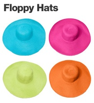 Floppy Hats by #AmericanApparel