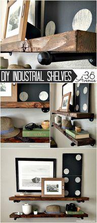 DIY - Home Decor : T