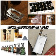 10 Unique Groomsman