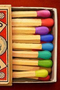 Matchsticks #colorst