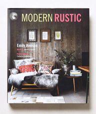 modern rustic by Emi