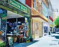 Bienville Books, Mob