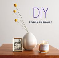 DIY - Candle Packagi