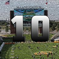 At No. 10, #Baylor f