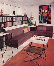 1957 Mid Century Liv