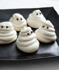 Meringue Ghost Cooki