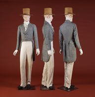 Three mens outfits f