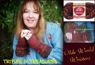 Olde World Wristers~