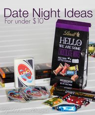 Date Night Ideas for