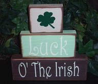Luck O' The Irish St...