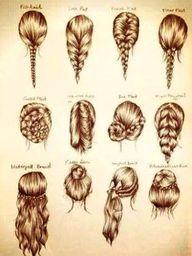 Hair styles, Hi, Jus