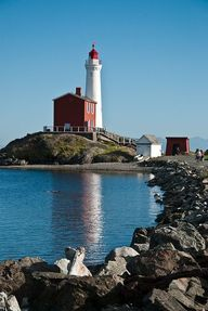 Fisgard Lighthouse -...