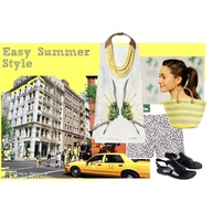 Easy Summer Style by
