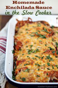 Homemade Enchilada S
