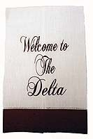 Welcome to the Delta