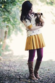 Fall Outfit - Kaylee