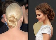Chignon Hairstyles f