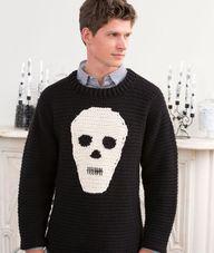 Skull Sweater Free C