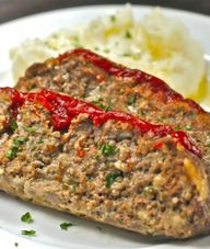 Tender Meatloaf with