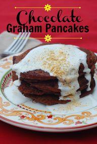 Chocolate Graham Pan