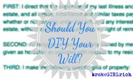 Should You DIY Your