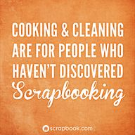 """Cooking & Cleaning"