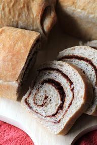 Cinnamon Bread for #