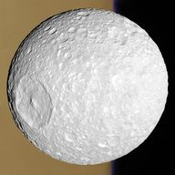 Mimas: Small Moon wi