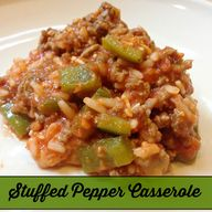 Easy Stuffed Pepper...
