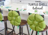 DIY TMNT Turtle Shel