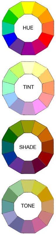 ❥ Color Basics :: HU