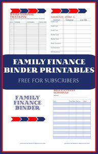 Free Family Finance