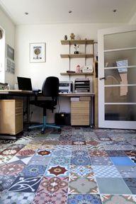 Cement Tiles - Proje