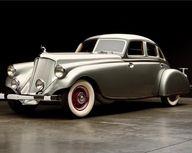1933 Pierce - Silver