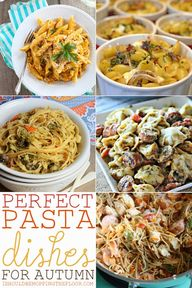 Perfect Pasta Dishes