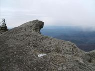 The Blowing Rock in