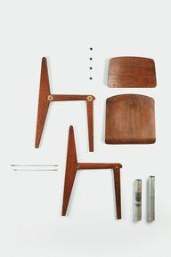 N.16 La sedia di leg