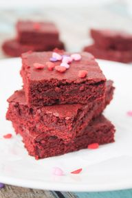Red Velvet Brownie B