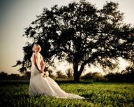 Dreamy Bridal Portra