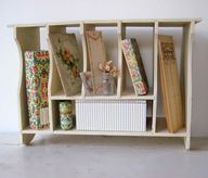 Cubby Shelves