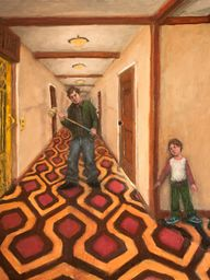 The Shining by Chris
