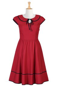 Sangria Red Cotton P